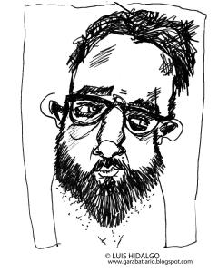 selfportrait Luis Hidalgo