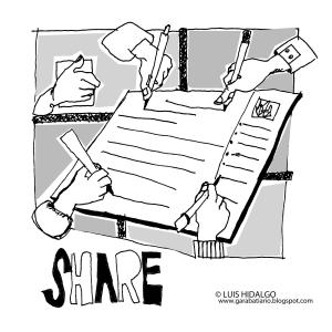 share Google Drive